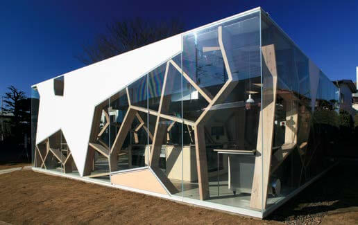 木造建築の施工事例:SUMIKA Project(スミカプロジェクト) 『I・パヴィリオン』 4枚目