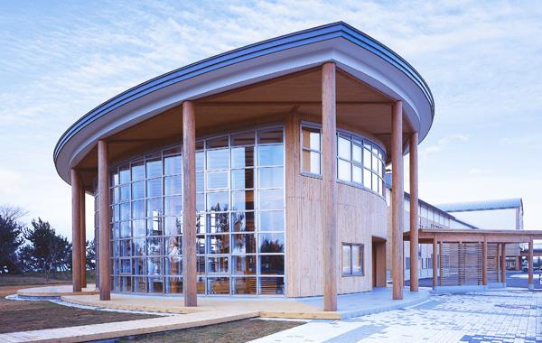 海と森ふれあい体験館 Shell Hall