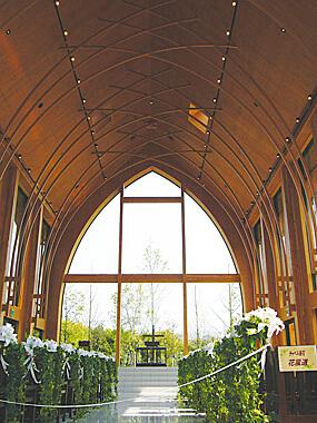 木造建築の施工事例:ラ ラ シャンス迎賓館 2枚目