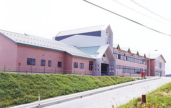 南部町立杉沢小学校
