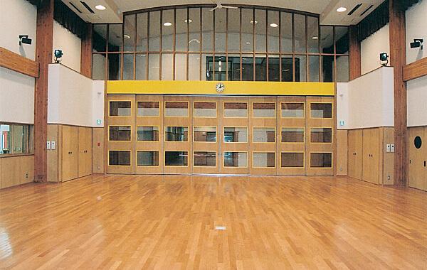 木造建築の施工事例:柏崎市立にしやま保育園 2枚目