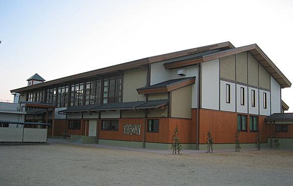 安土町立安土小学校