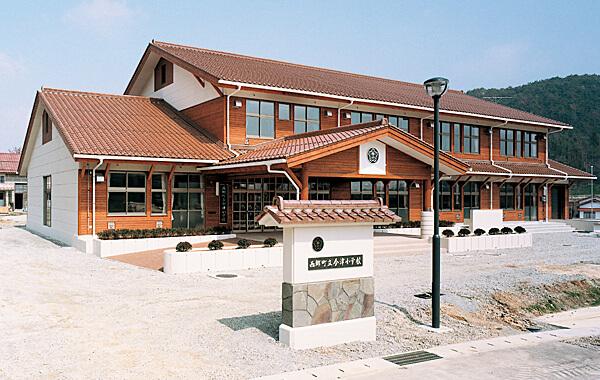 隠岐の島町立今津小学校