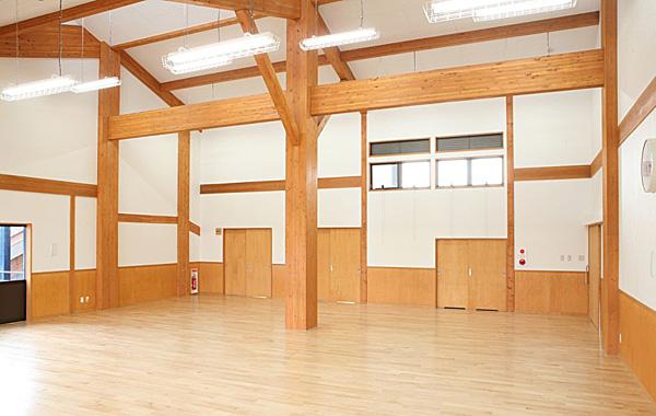 木造建築の施工事例:富山市立婦中中央児童館 2枚目