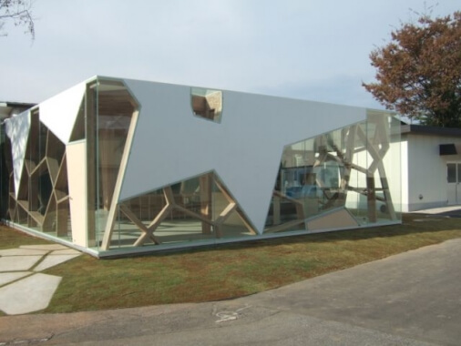 木造建築の施工事例:SUMIKA Project(スミカプロジェクト) 『I・パヴィリオン』 2枚目
