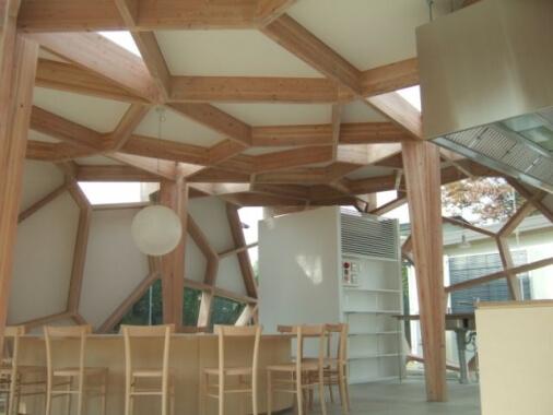 木造建築の施工事例:SUMIKA Project(スミカプロジェクト) 『I・パヴィリオン』 3枚目