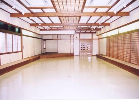 木造建築の施工事例:小倉交流館 2枚目