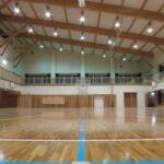鶴岡市立鼠ヶ関小学校 校舎/屋内運動場