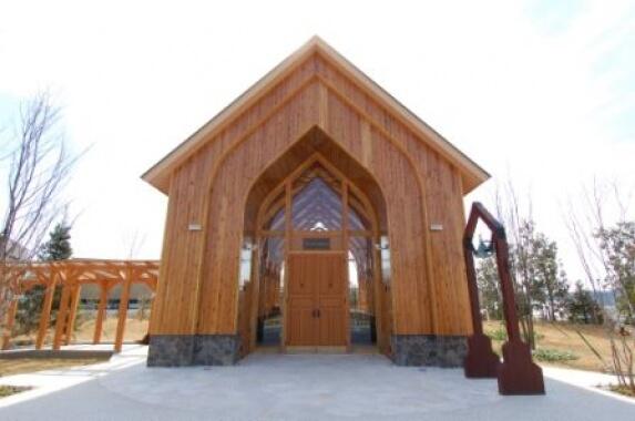 ラ・ラ・シャンスいわき サタムール教会