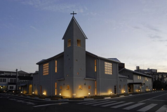 日本基督教団遠州栄光教会三方原会堂