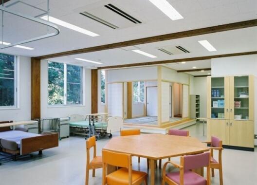 木造建築の施工事例:東京基督教大学基督教福祉学専攻棟 2枚目