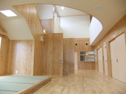 木造建築の施工事例:東御市立助産所とうみ 2枚目