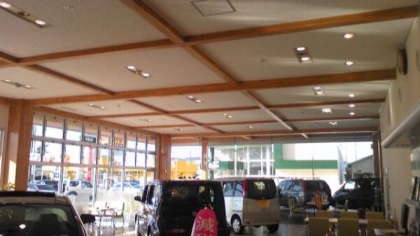 木造建築の施工事例:ショールーム 2枚目