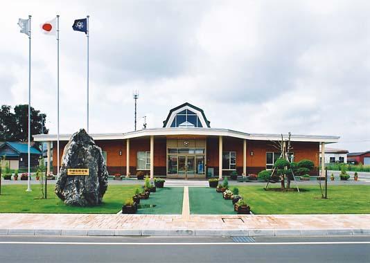 中頓別町役場庁舎