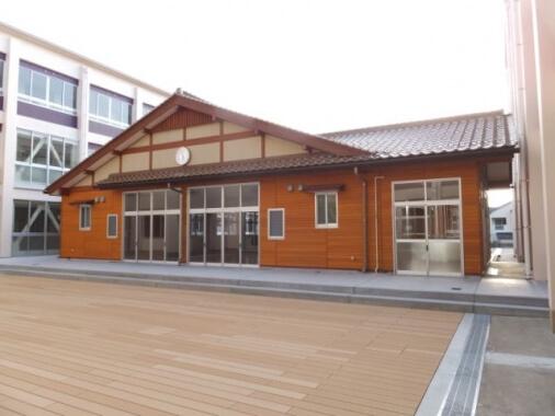 鳥取県立琴の浦高等特別支援学校