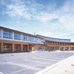 鶴岡市立湯野浜小学校(校舎棟)