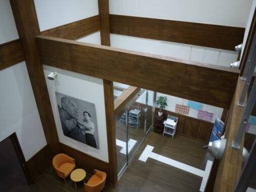 木造建築の施工事例:五百亀(いおき)記念館 2枚目
