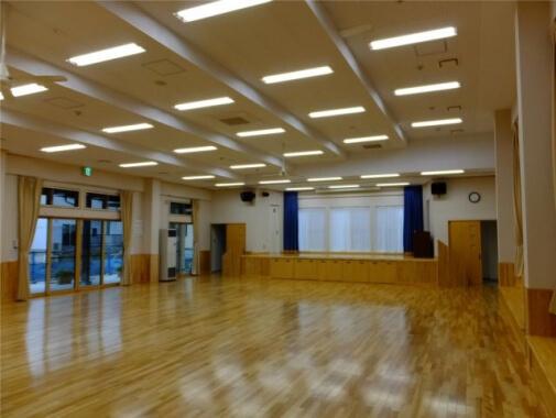 木造建築の施工事例:飯塚コミュニティセンター 2枚目
