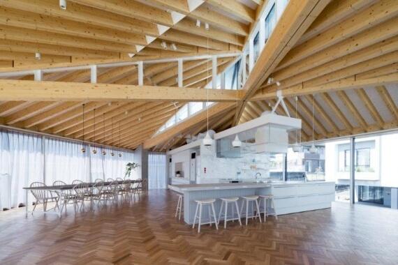 木造建築の施工事例:サーラプラザ佐鳴台 2枚目