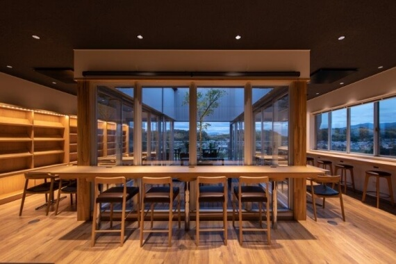 木造建築の施工事例:ナカザワ建販 和泉中央新事務所 2枚目