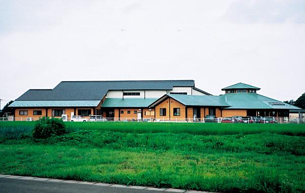 木造建築の施工事例:塩谷町立玉生保育園 1枚目
