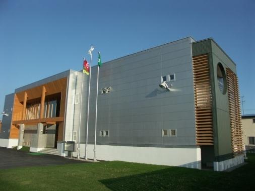 北海道森林管理局帯広事務所・十勝西部森林管理署合同庁舎