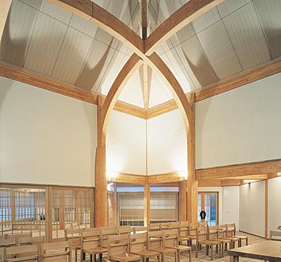 日本基督教団 信州教会