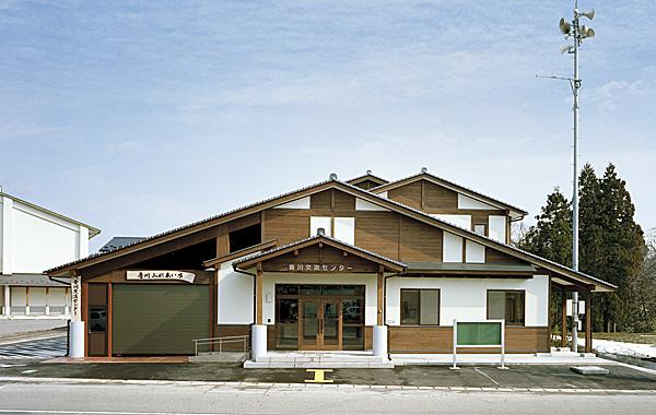 富山市音川交流センター