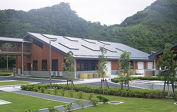 和歌山県農林水産総合技術センター 水産試験場 生物棟