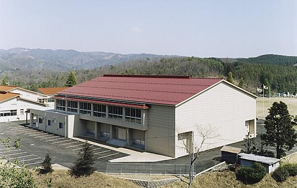 庄原市立口和中学校
