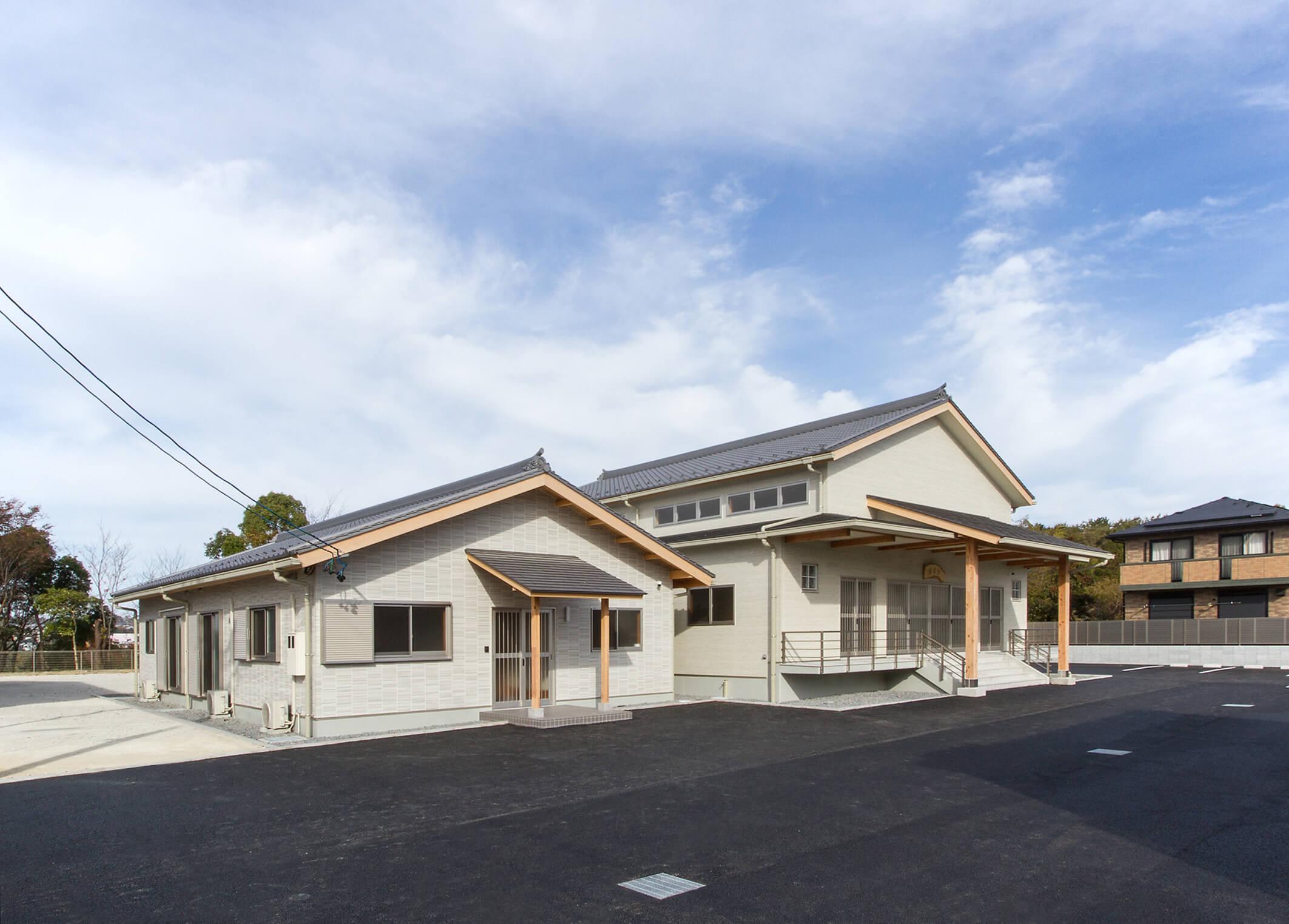 木造建築の施工事例:新顕覚寺 5枚目