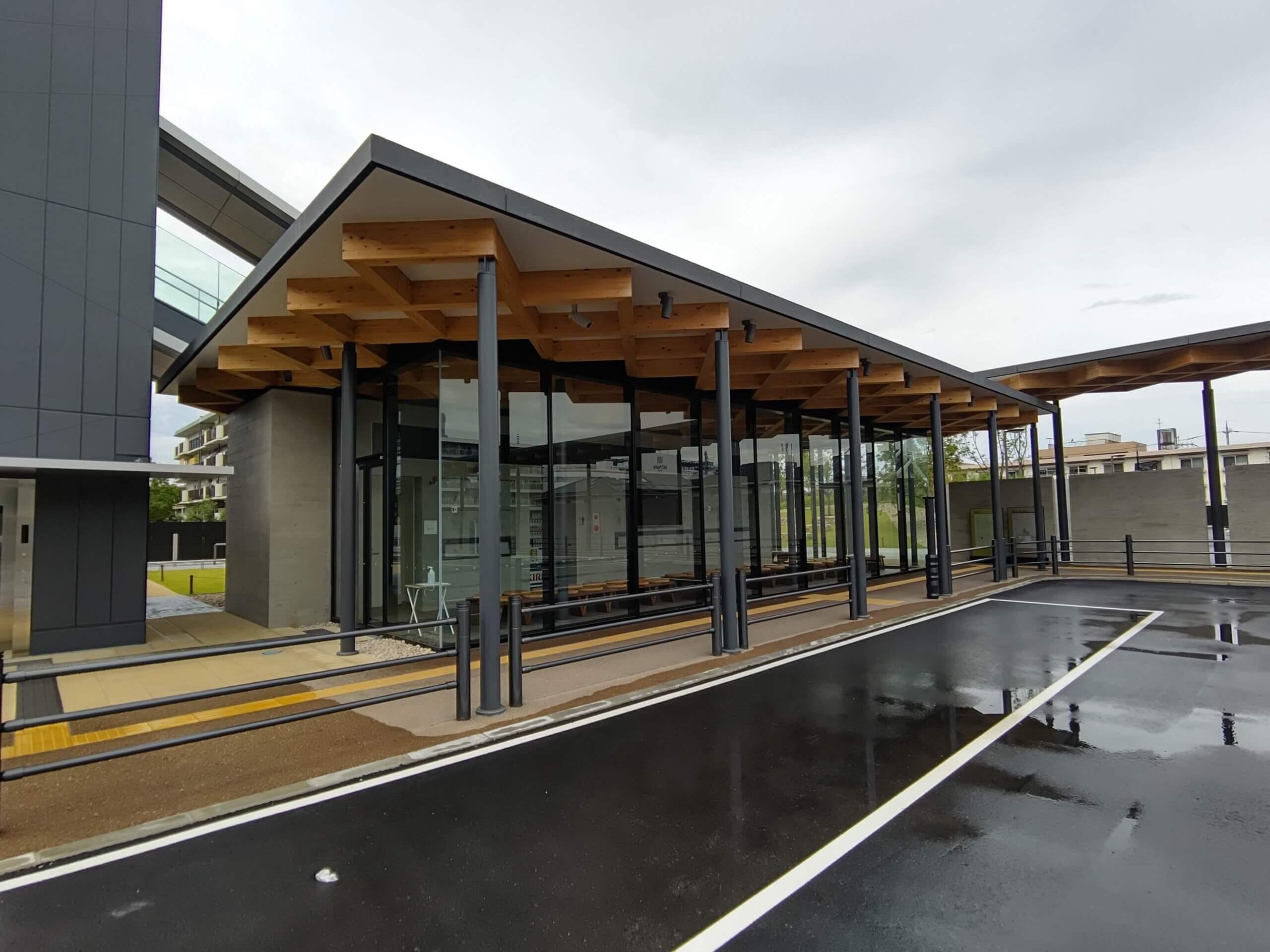 木造建築の施工事例:奈良県コンベンションセンター 3枚目
