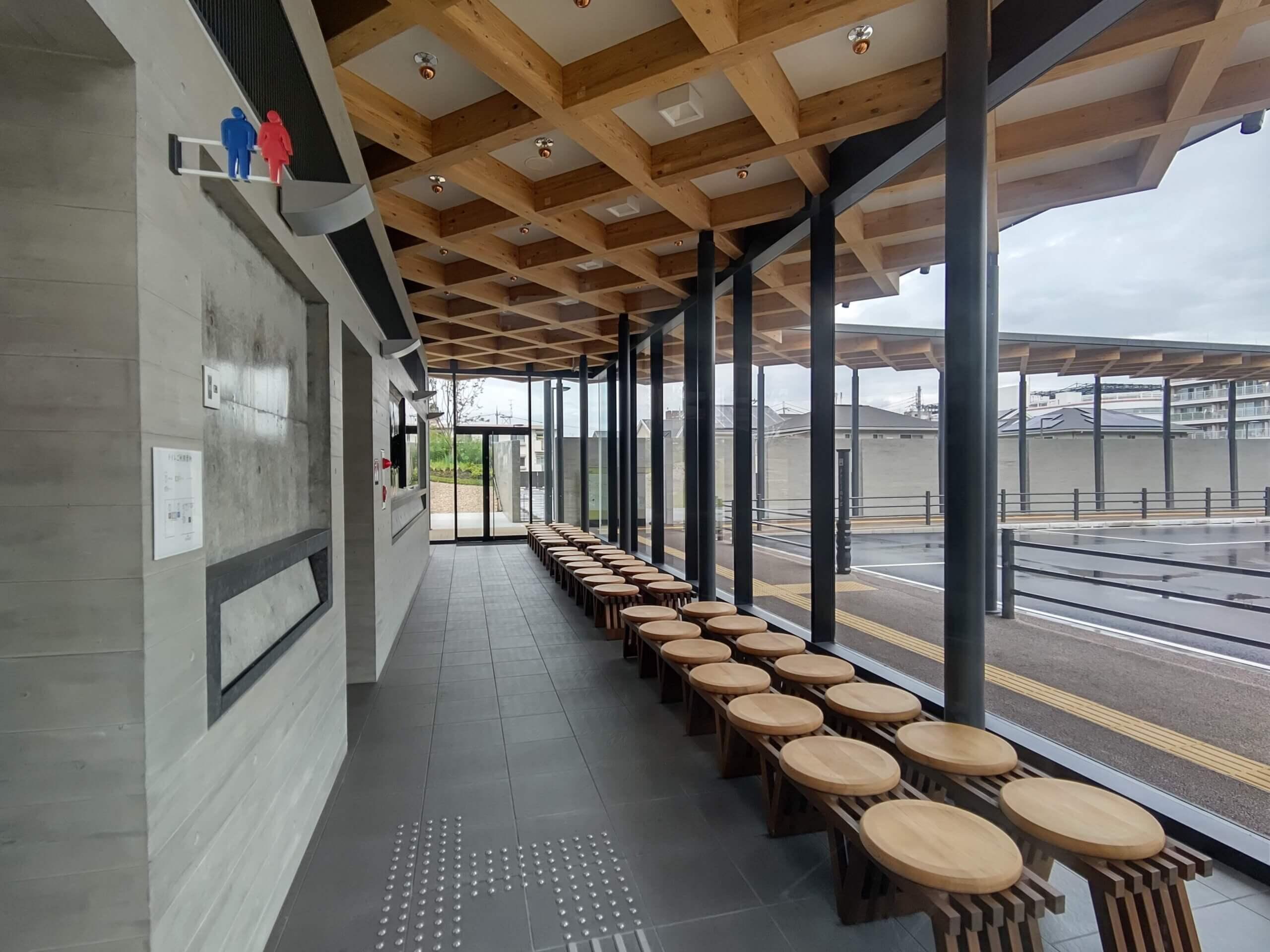 木造建築の施工事例:奈良県コンベンションセンター 6枚目