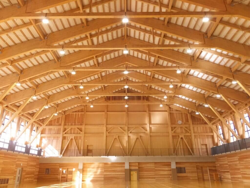 日南町体育館