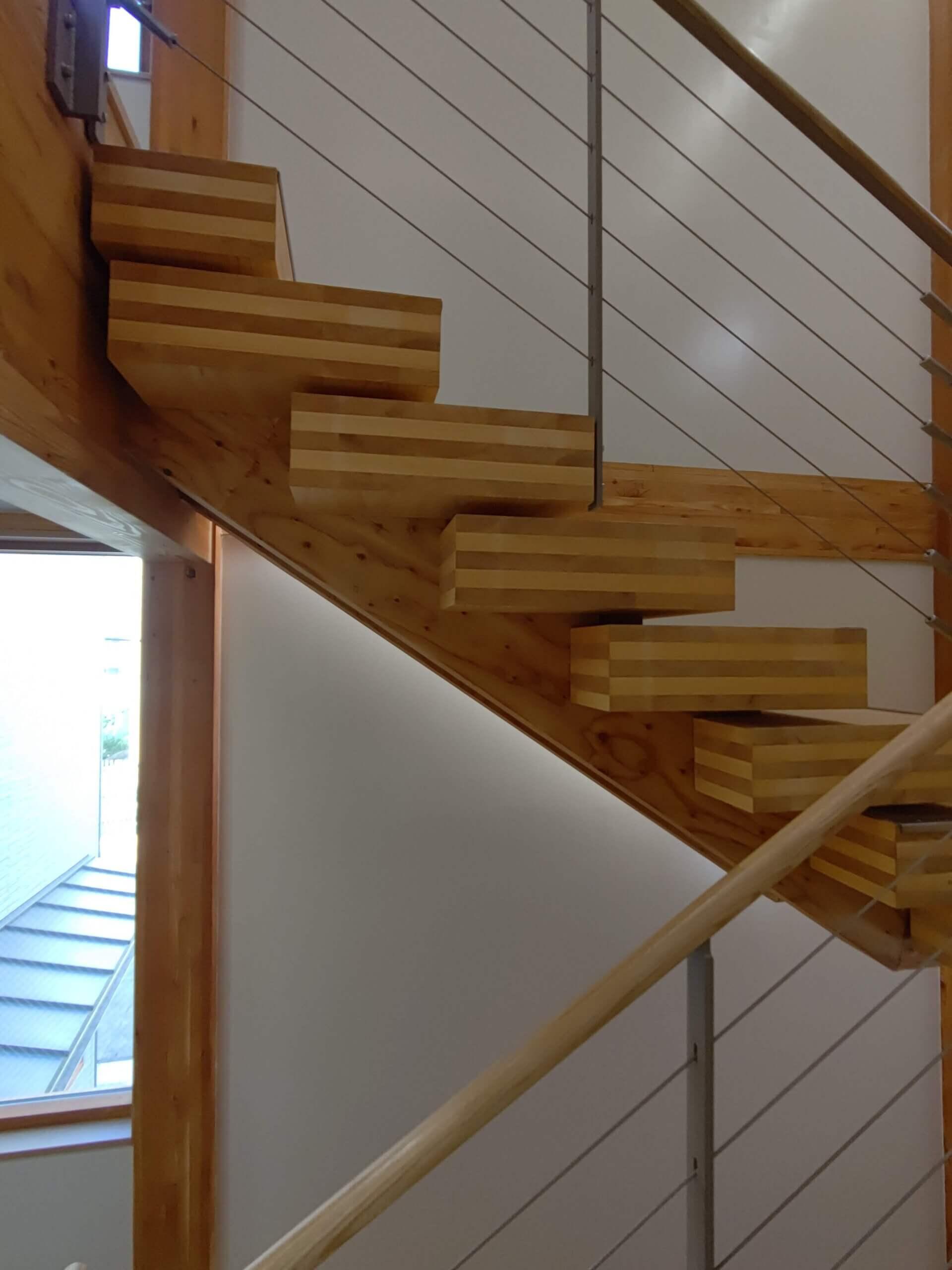 木造建築の施工事例:日刊木材新聞社 4枚目