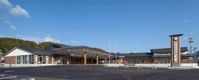 木造建築の施工事例:設楽町役場 2枚目