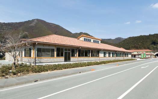木造建築の施工事例:宮川メディカルセンター 報徳診療所 2枚目