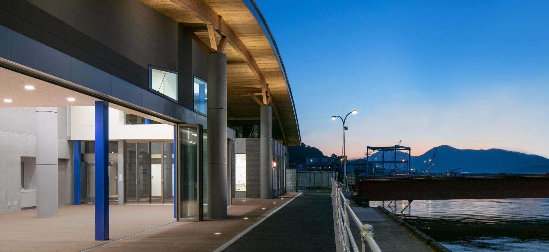 三高港ターミナル